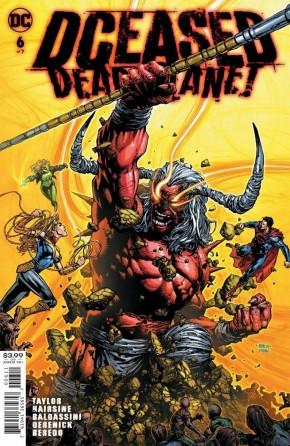 DCEASED DEAD PLANET #6