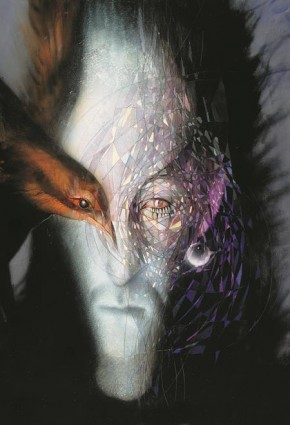 SANDMAN THE DELUXE EDITION BOOK 2 HARDCOVER