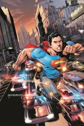 SUPERMAN BY GRANT MORRISON OMNIBUS VOLUME 1 HARDCOVER