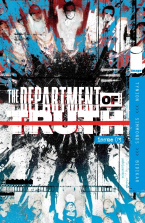DEPARTMENT OF TRUTH #3 2ND PRINTING