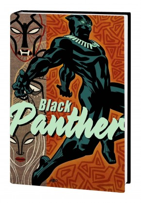 BLACK PANTHER BY TA-NEHISI COATES OMNIBUS HARDCOVER MICHAEL CHO DM VARIANT COVER
