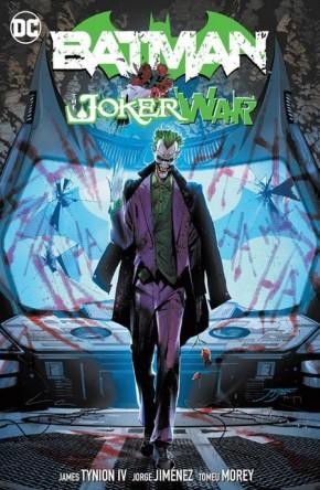 BATMAN VOLUME 2 THE JOKER WAR GRAPHIC NOVEL