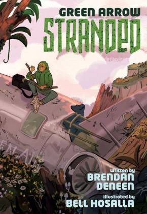 GREEN ARROW STRANDED GRAPHIC NOVEL