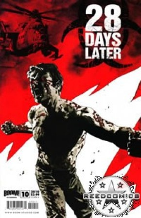 28 Days Later #10 (Cover A)