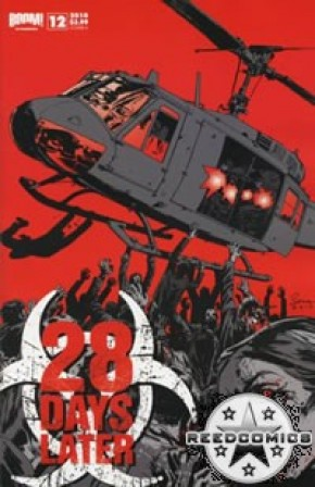 28 Days Later #12 (Cover A)