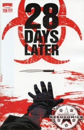 28 Days Later #12 (Cover B)