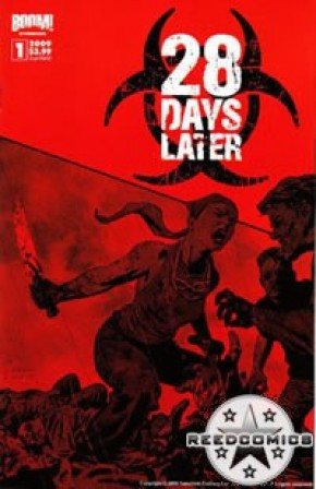 28 Days Later #1 (2nd Print)
