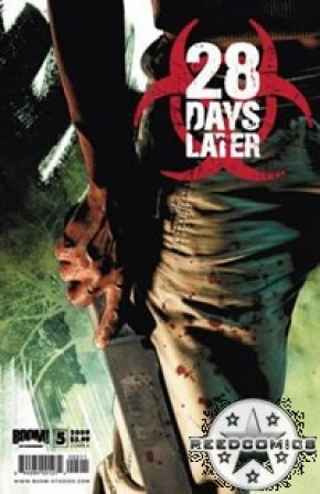 28 Days Later #5 (Cover A)