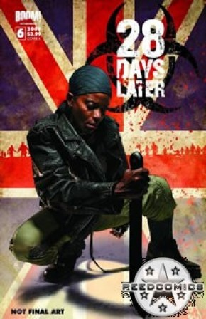 28 Days Later #6 (Cover A)