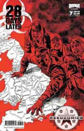 28 Days Later #7 (Cover B)