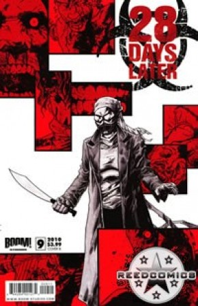 28 Days Later #9 (Cover B)