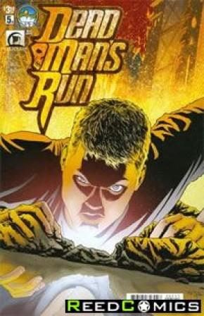 Dead Mans Run #5 (Cover A)