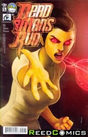 Dead Mans Run #5 (Cover B)