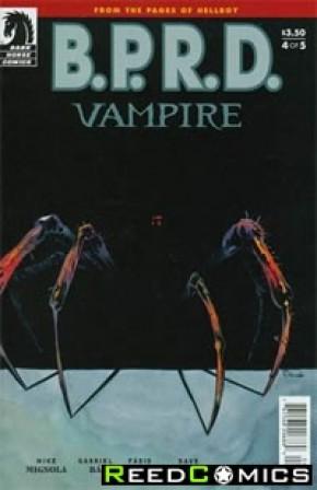 BPRD Vampire #4
