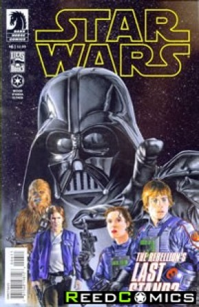 Star Wars #6 *Small Corner Dink*