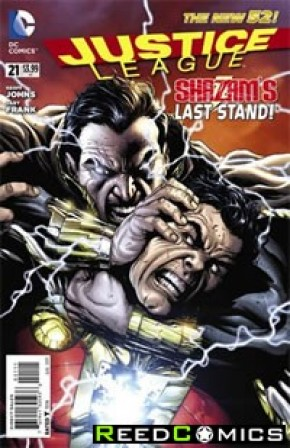 Justice League Volume 2 #21