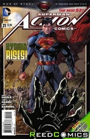 Action Comics Volume 2 #21