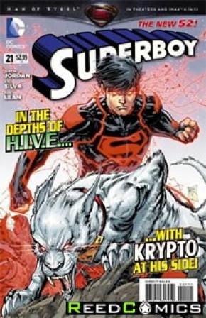 Superboy Volume 5 #21