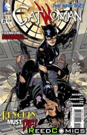 Catwoman Volume 4 #21