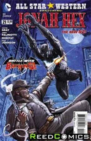 All Star Western Volume 2 #21
