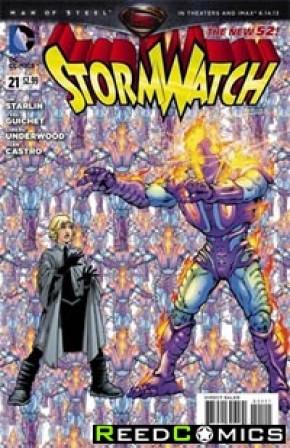 Stormwatch Volume 3 #21