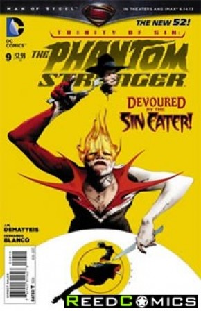 Trinity of Sin The Phantom Stranger #9