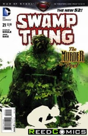 Swamp Thing Volume 5 #21