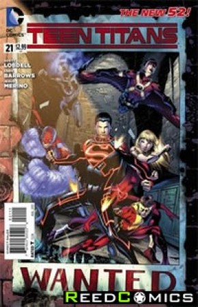 Teen Titans Volume 4 #21