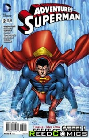 Adventures of Superman Volume 2 #2