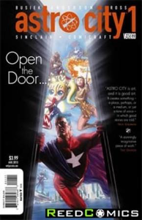 Astro City Volume 3 #1 (Cover A)