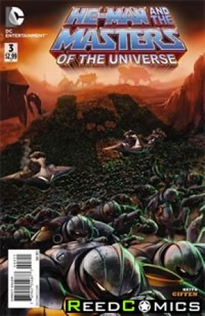 He Man and the Masters of the Universe Volume 2 #3