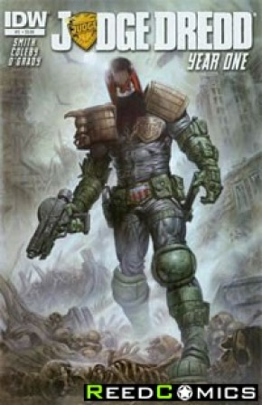 Judge Dredd Year One #3