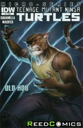 Teenage Mutant Ninja Turtles Villains Micro Series #3 Old Hob