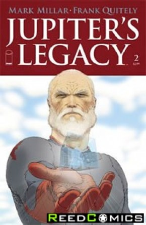 Jupiters Legacy #2 (Cover A)
