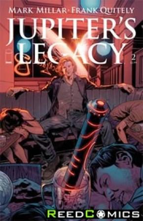 Jupiters Legacy #2 (Cover B)