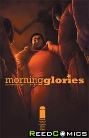 Morning Glories #28 (Corner Dink)