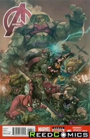 Avengers Volume 5 #13
