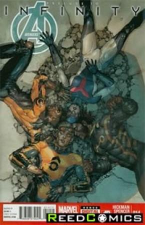 Avengers Volume 5 #14