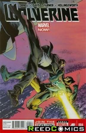 Wolverine Volume 5 #4