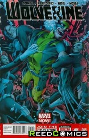 Wolverine Volume 5 #5