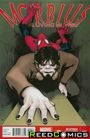 Morbius The Living Vampire #6
