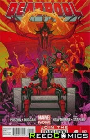 Deadpool Volume 4 #12