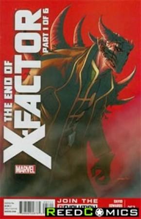 X-Factor Volume 3 #257