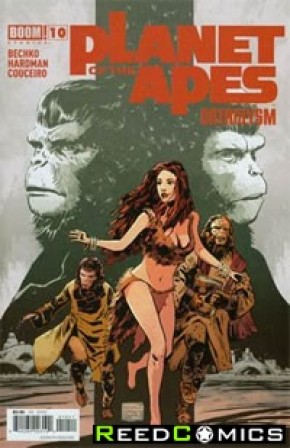 Planet of the Apes Cataclysm #10