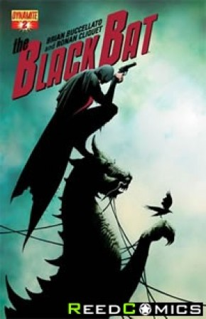 The Black Bat #2