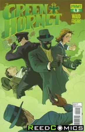 Green Hornet by Mark Waid #4