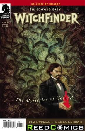 Witchfinder Mysteries of Unland #1