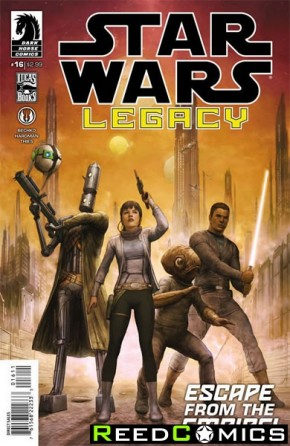 Star Wars Legacy II #16