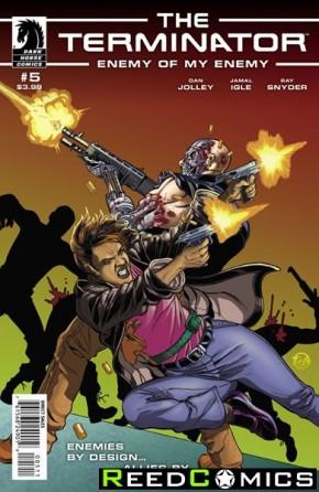 Terminator Enemy of My Enemy #5