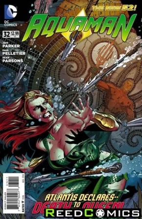 Aquaman Volume 5 #32